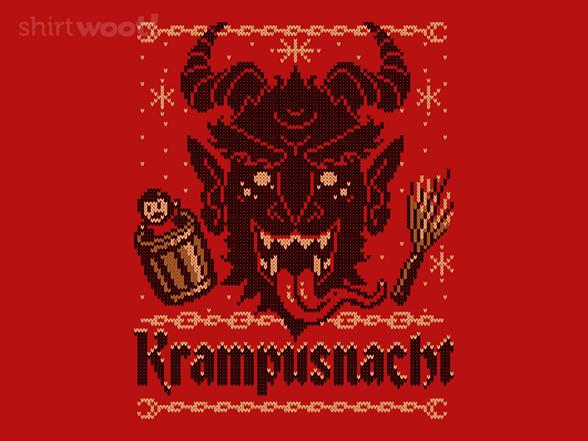 Krampus Night T Shirt