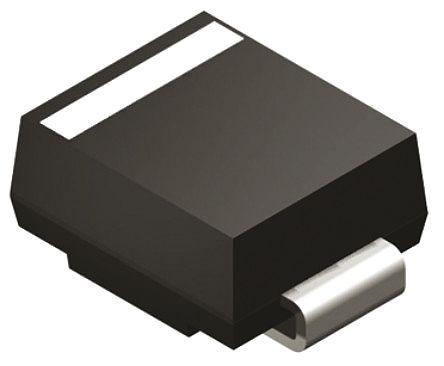 DiodesZetex Diodes Inc 150V 3A, Schottky Diode, 2-Pin DO-214AA SBR3150SB-13 (20)