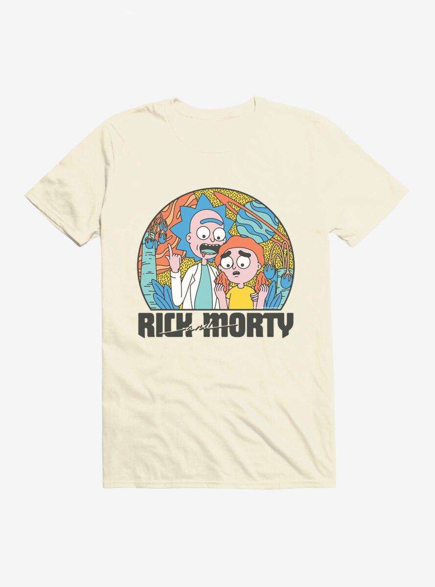 Rick And Morty Mega Seeds T-Shirt