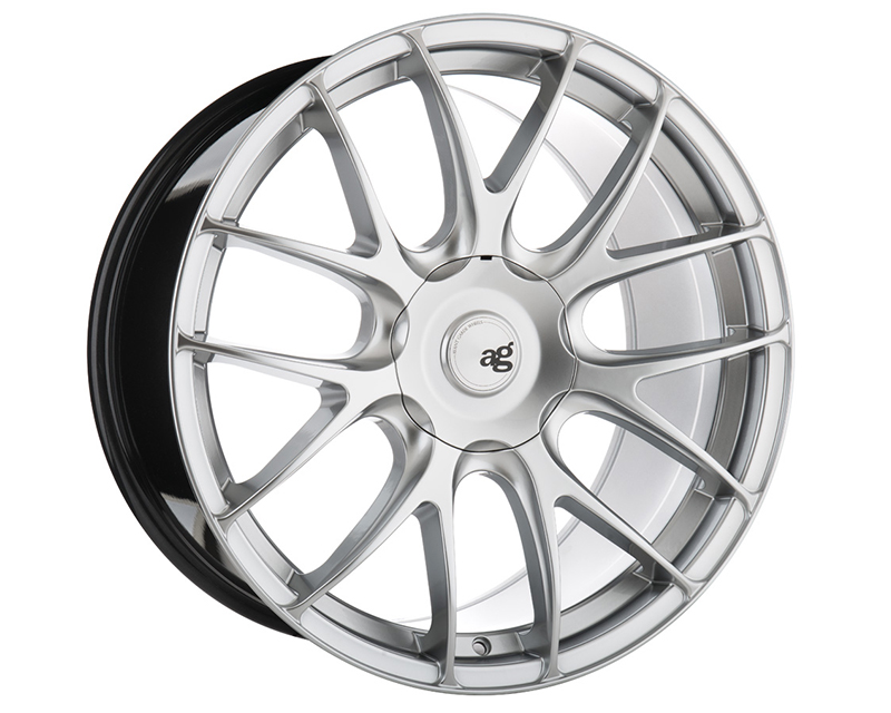 Avant Garde M410-HS888208515 Hyper Silver M410 Wheel 20x8.5 Custom Bolt-Pattern Custom Offset