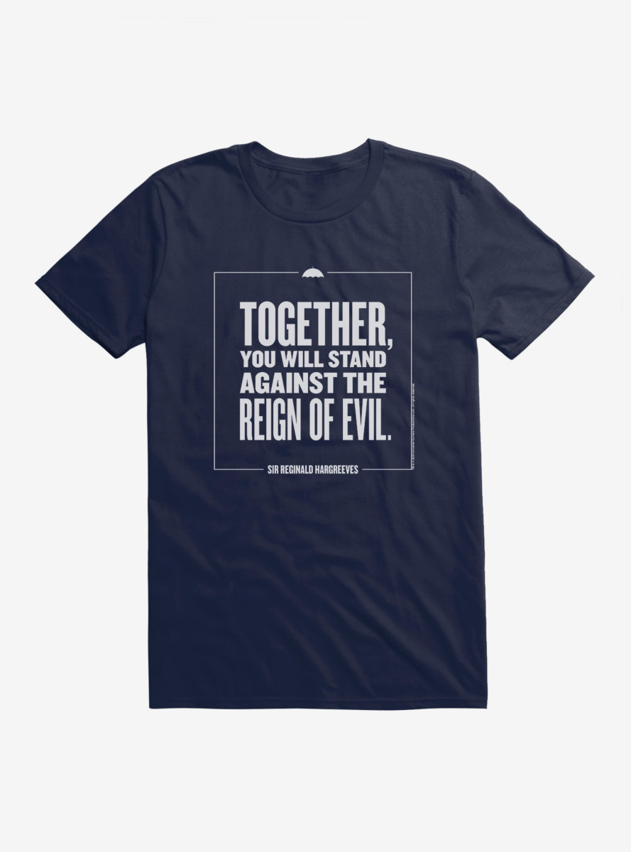The Umbrella Academy Stand Against Evil T-Shirt