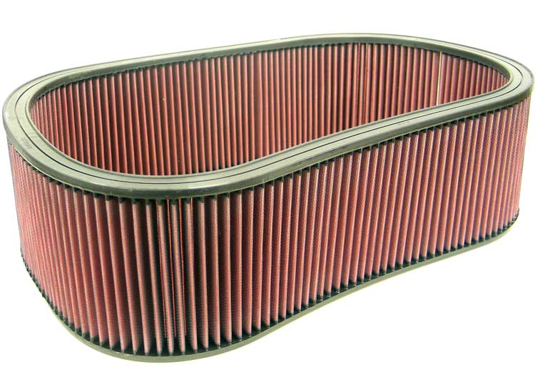 K&N E-3001 Oval Air Filter