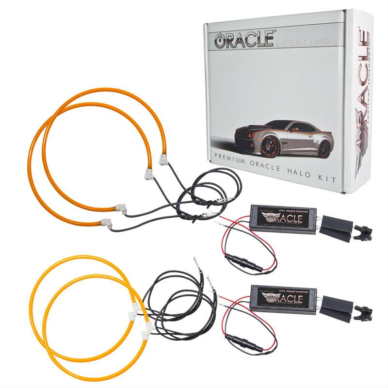 Oracle Lighting 3945-035 Nissan Altima Sedan 2010-2012 ORACLE CCFL Halo Kit