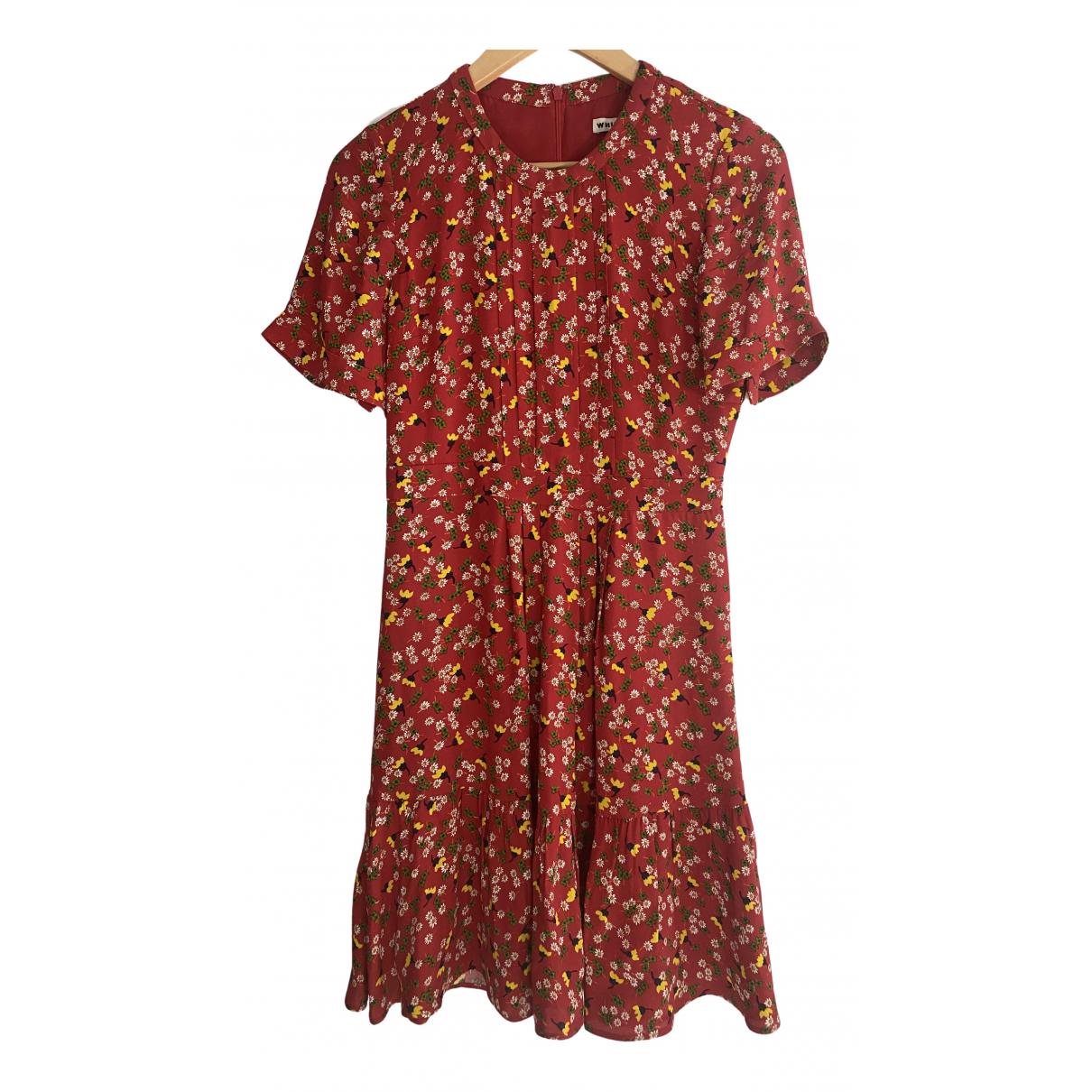 Whistles \N Multicolour dress for Women 6 UK