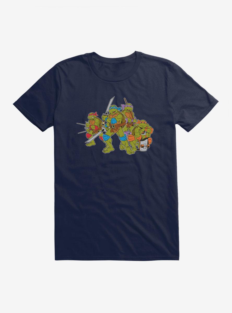Teenage Mutant Ninja Turtles Snack Break T-Shirt