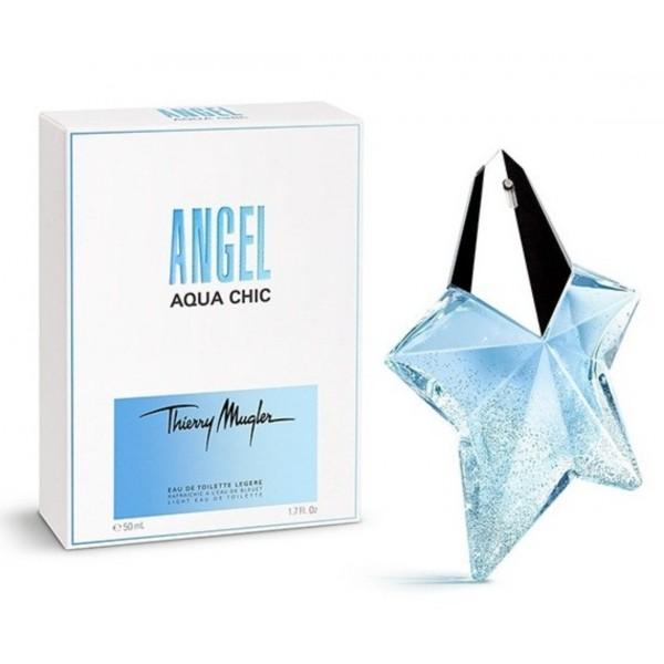 Thierry Mugler - Angel Aqua Chic : Eau de Toilette Light Spray 1.7 Oz / 50 ml