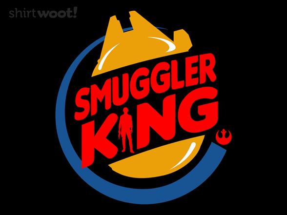 Smuggler King T Shirt