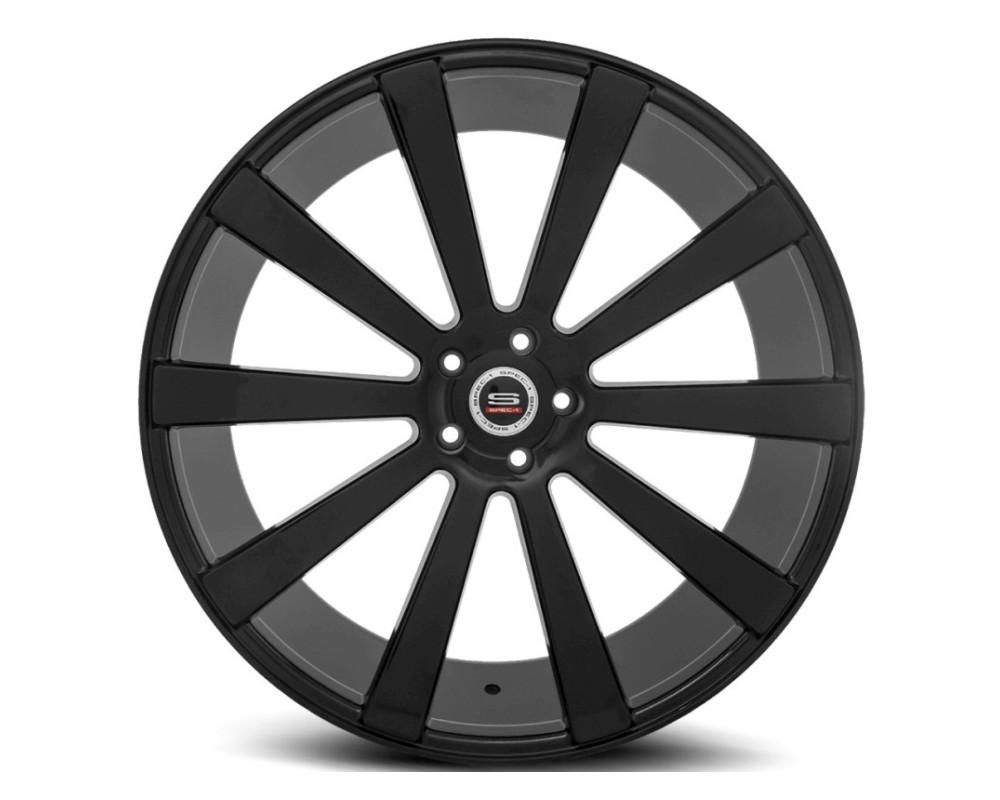 Spec-1 SPL-202 Wheel Luxury Series 20x9 Blank 32mm Gloss Black