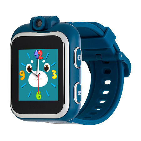 Itouch Playzoom Boys Blue Smart Watch-Ipz03484s06a-Nvp, One Size , No Color Family