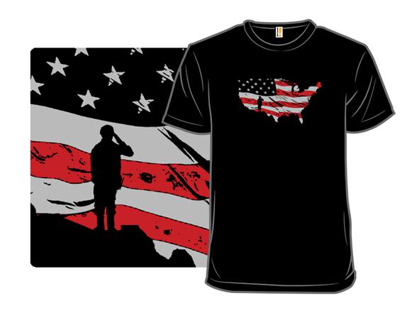 Patriot Respect T Shirt