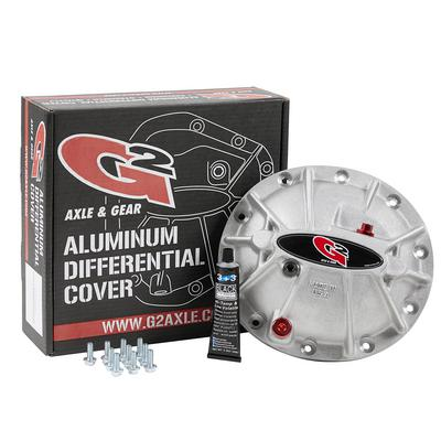 G2 Axle & Gear Hammer Differential Cover - GM 10 Bolt 8.5