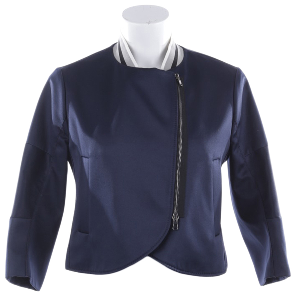 Dorothee Schumacher \N Blue jacket for Women 36 FR