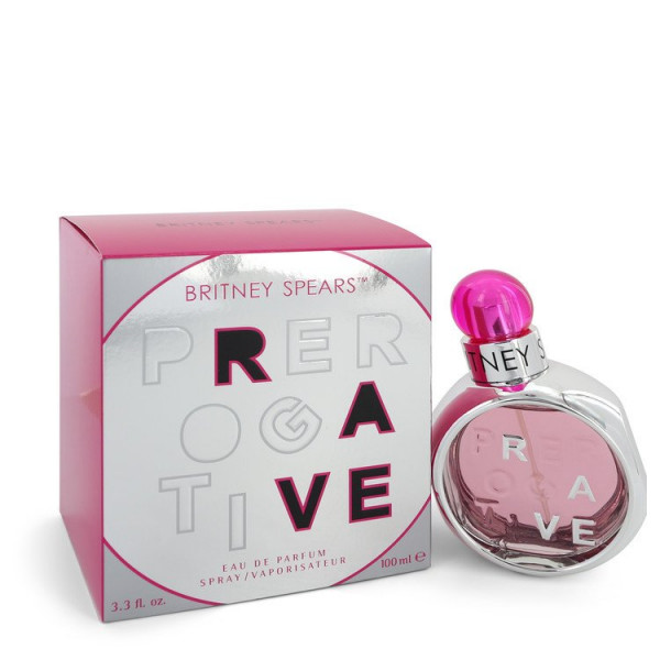 Britney Spears - Prerogative Rave : Eau de Parfum Spray 3.4 Oz / 100 ml