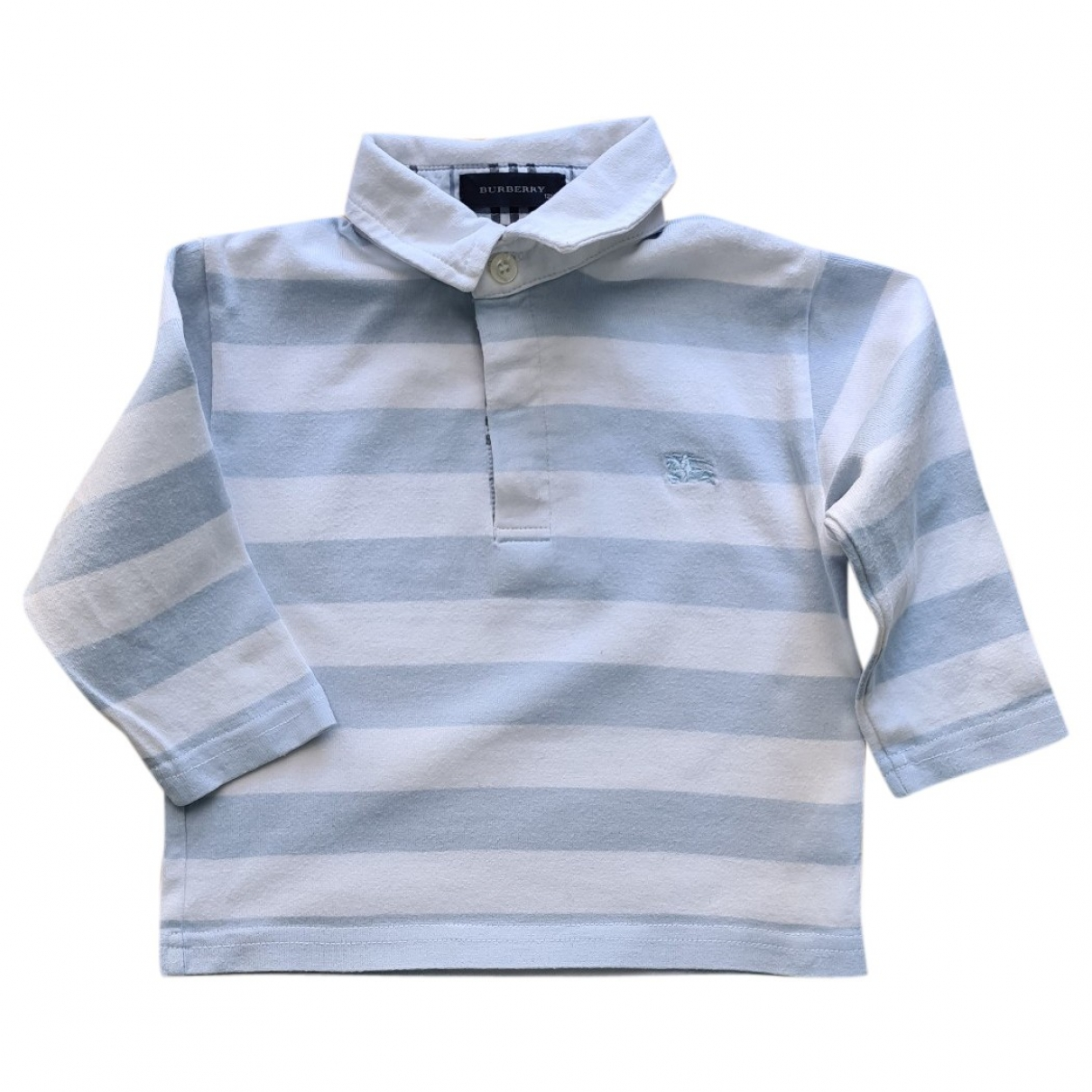 Burberry \N Multicolour Cotton  top for Kids 12 months - up to 74cm FR