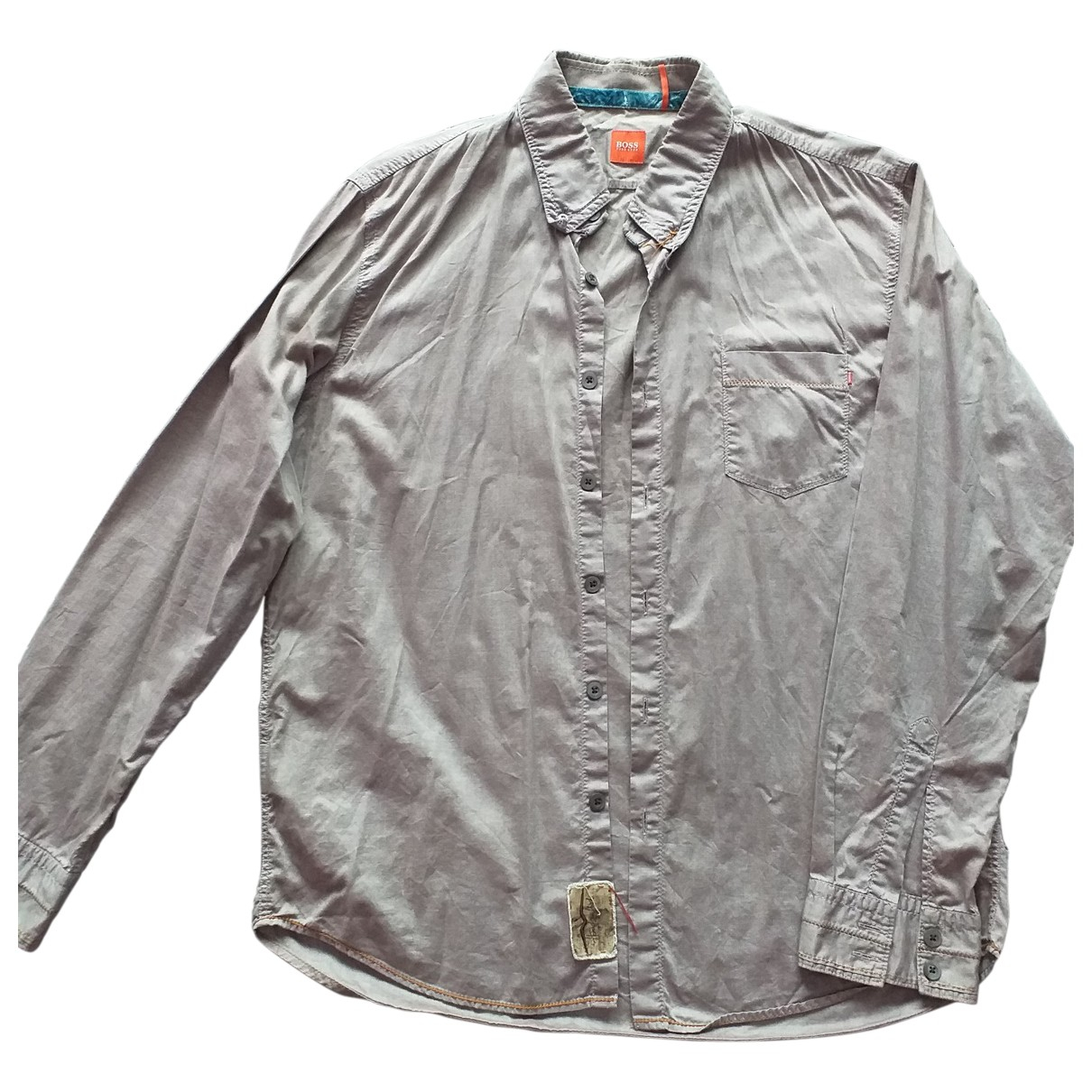 Boss \N Cotton T-shirts for Men XL International