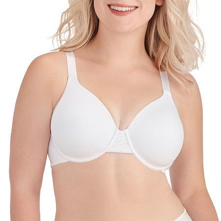 Vanity Fair Beauty Back Full-Figure Back-Smoothing Underwire Bra - 76380, Dd , White