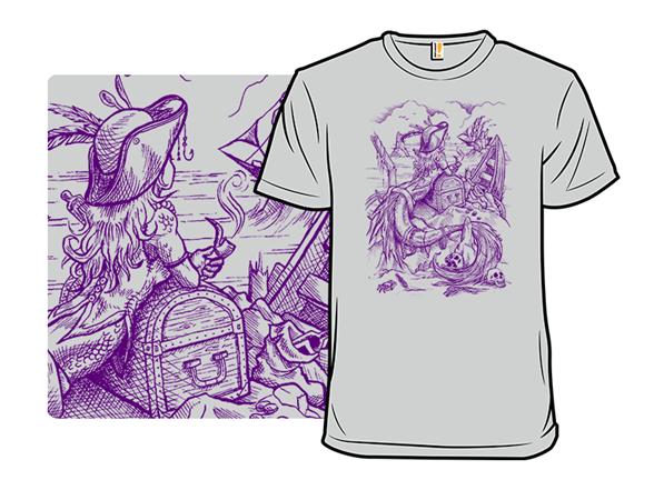 Ill-gotten Trinkets Remix T Shirt