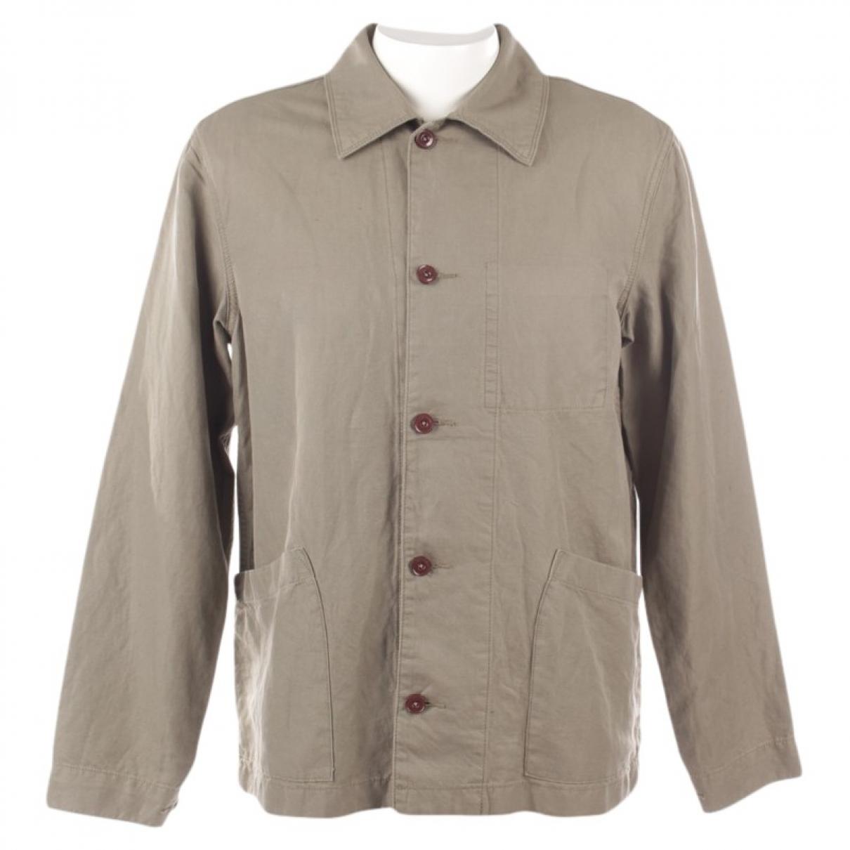 Closed \N Green Linen jacket for Women 42 FR