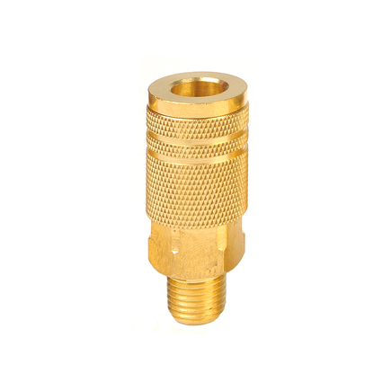 Group 31 Xtra Seal  17-332 - 1/4 Industrial Style Coupler, 1/4 Npt ...