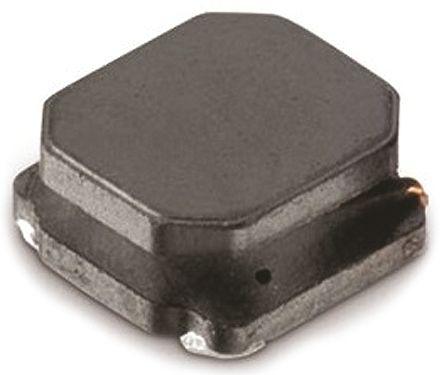 Wurth Elektronik Wurth, WE-LQS, 6045 Shielded Wire-wound SMD Inductor 6.8 μH ±20% Semi-Shielded 3A Idc (5)