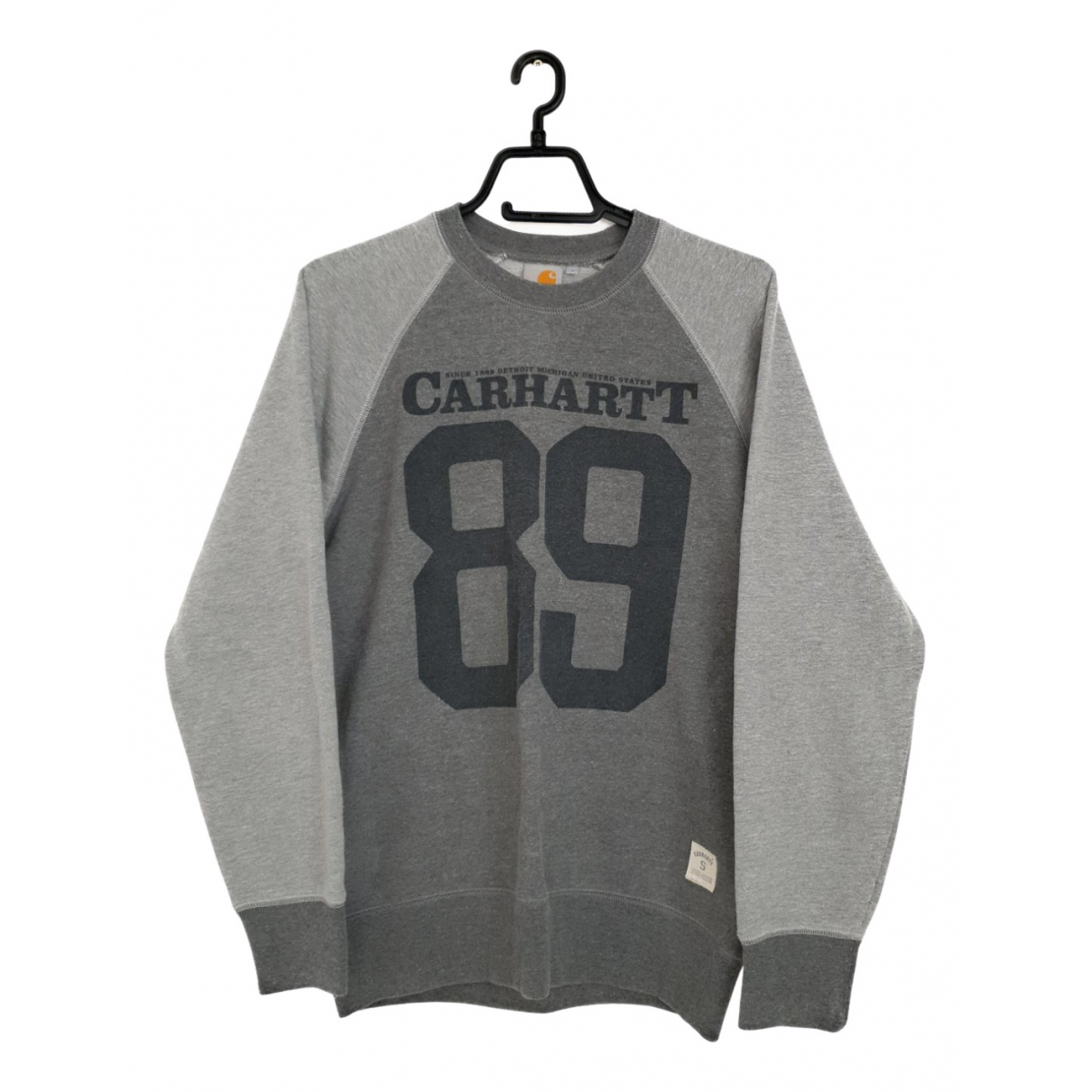 Carhartt \N Grey Cotton Knitwear & Sweatshirts for Men S International