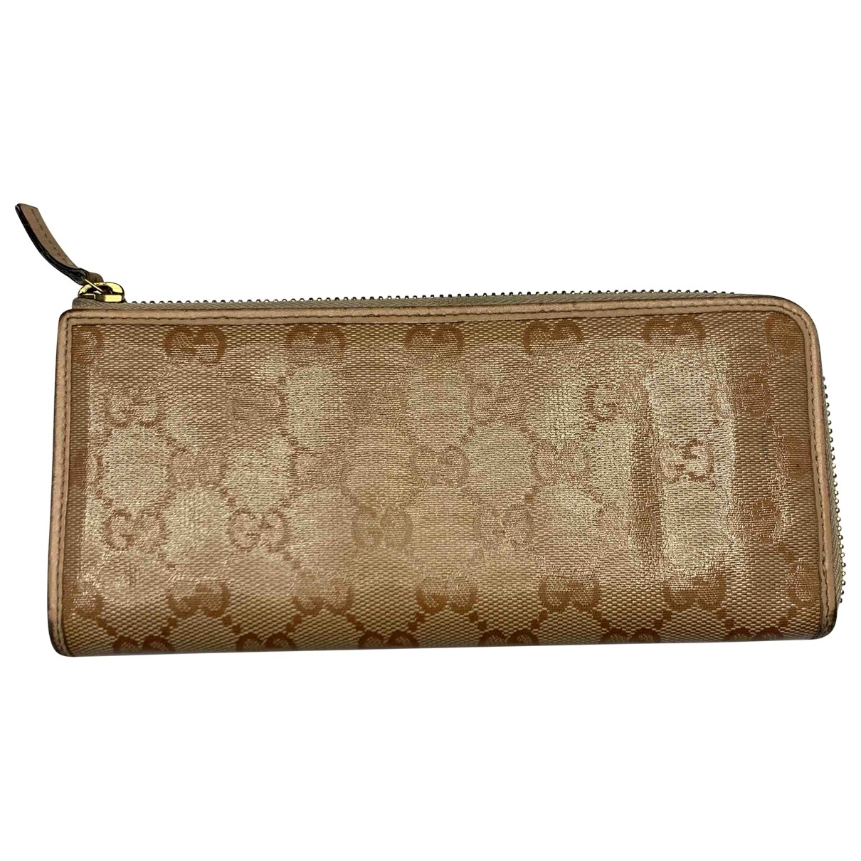 Gucci \N Pink Cloth wallet for Women \N