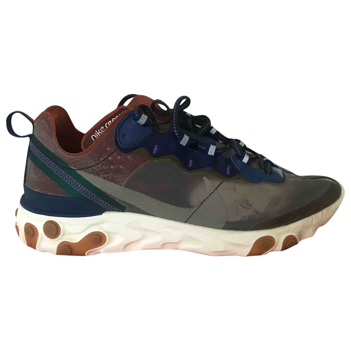 Nike React Element 87  Cloth Trainers for Men 44 EU