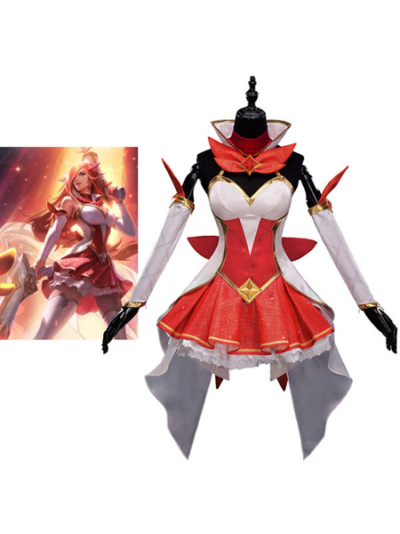 Milanoo League Of Legend Lol Miss Fortune Star Guardian Halloween Cosplay Wand