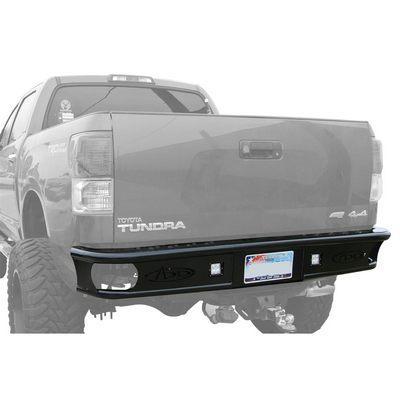 Addictive Desert Designs Rear Dimple Inch R Inch Rear Bumper (Black) - R7523012801NA