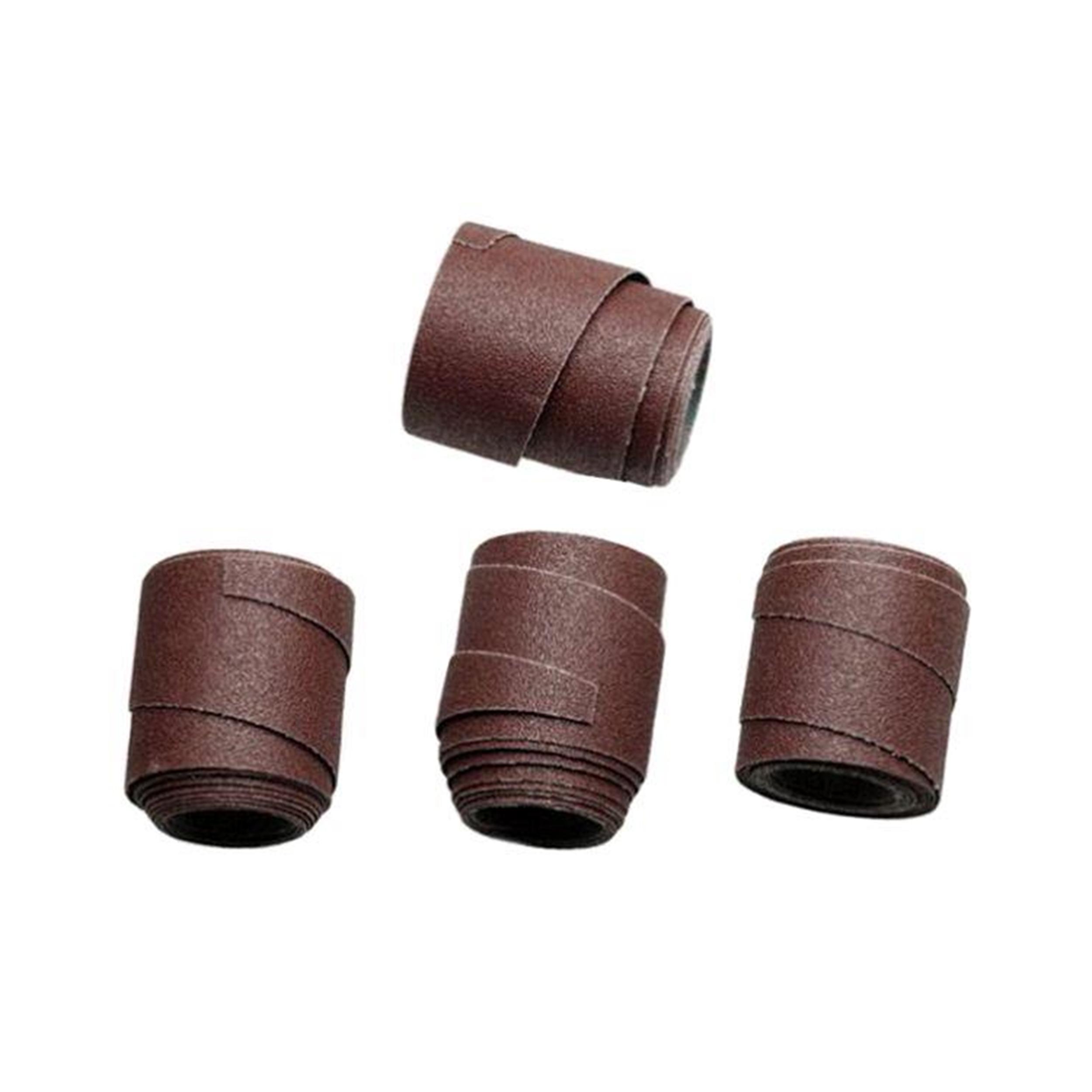 Pre-Cut Abrasive Wraps for 16-32 Drum Sanders 100 Grit 4 pc