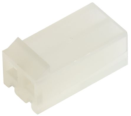Molex , KK 396 Female Connector Housing, 3.96mm Pitch, 2 Way, 1 Row (10)