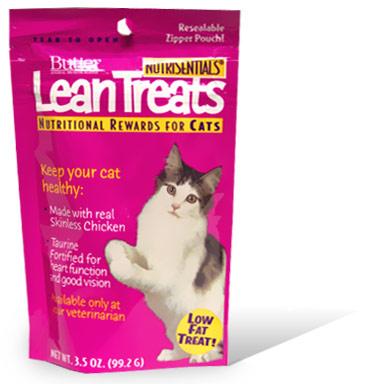 Lean Treats - Nutritional Rewards for CATS (3.5 OZ)