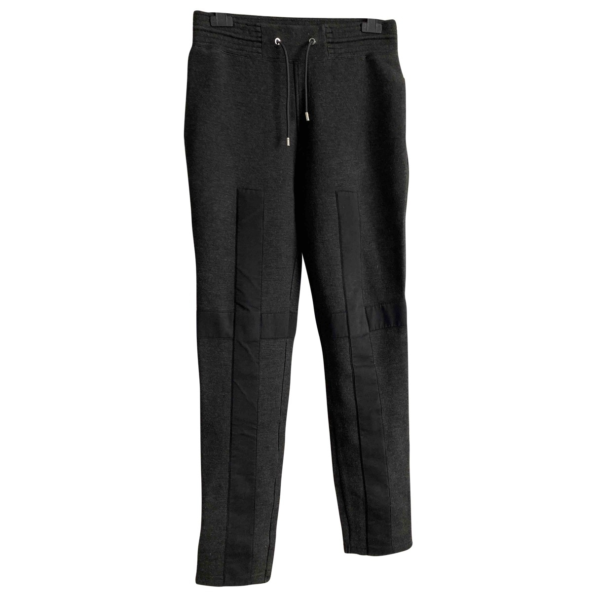 Givenchy \N Black Cotton Trousers for Men S International