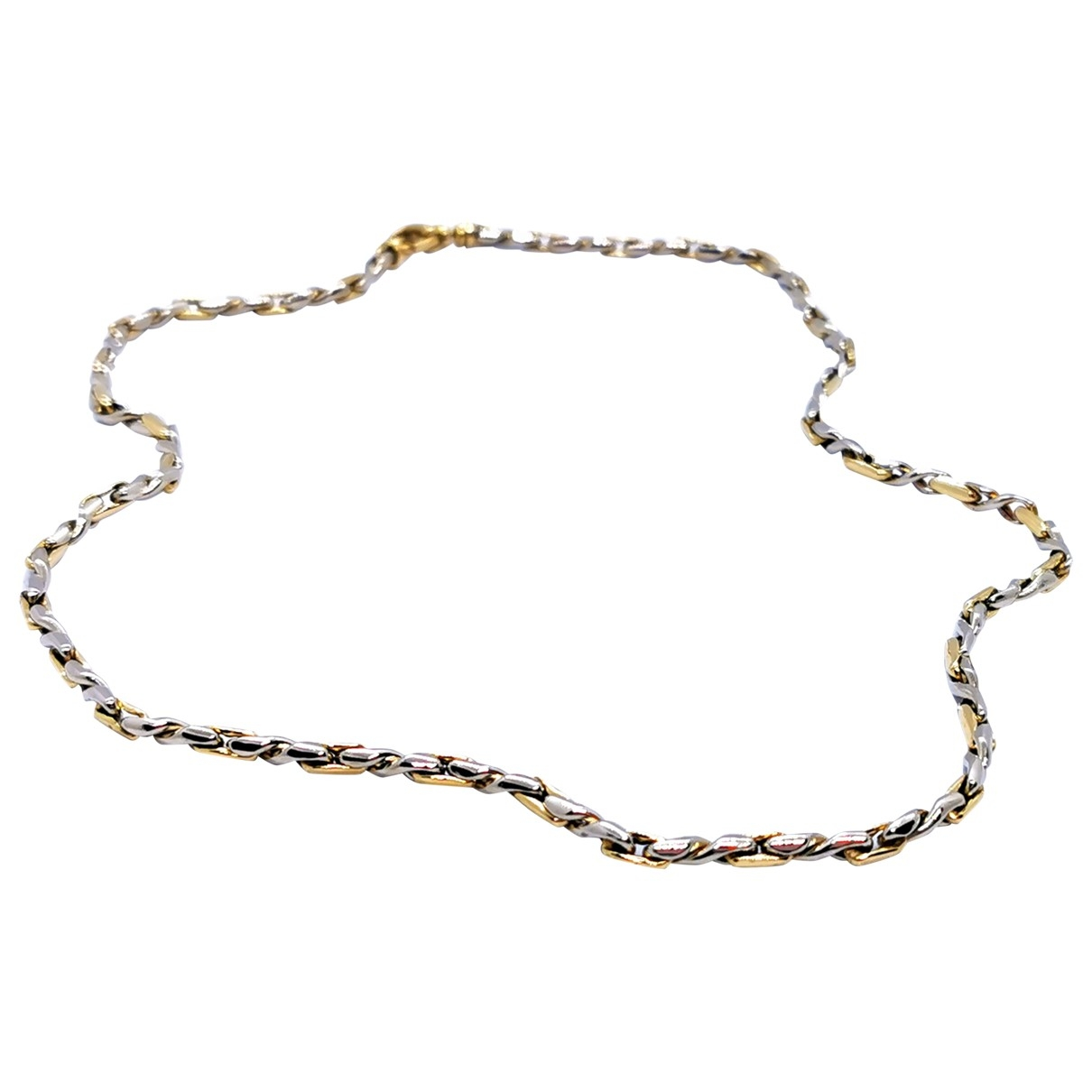 Autre Marque \N Silver Yellow gold necklace for Women \N