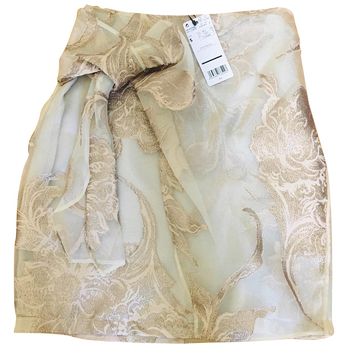 Mango \N Ecru skirt for Women S International