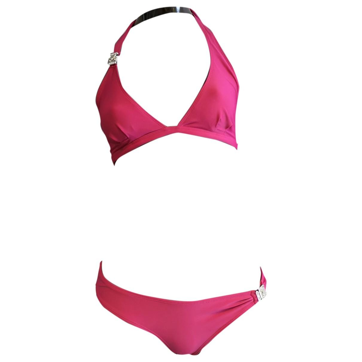 Louis Vuitton \N Pink Lycra Swimwear for Women 38 FR