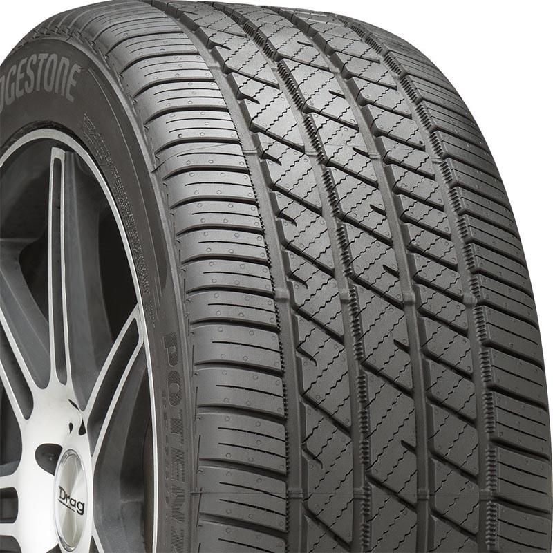 Bridgestone 000146 Potenza RE980 A/S Tire 275/40 R19 101W SL BSW