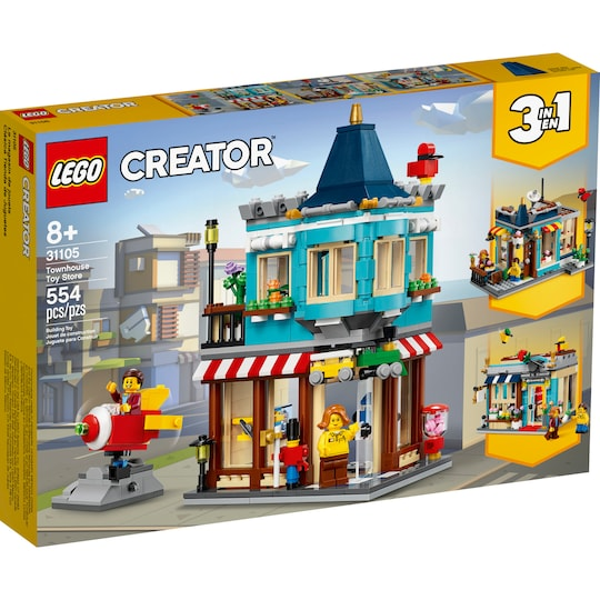 Lego® Creator™ Townhouse Toy Store Set | Michaels®