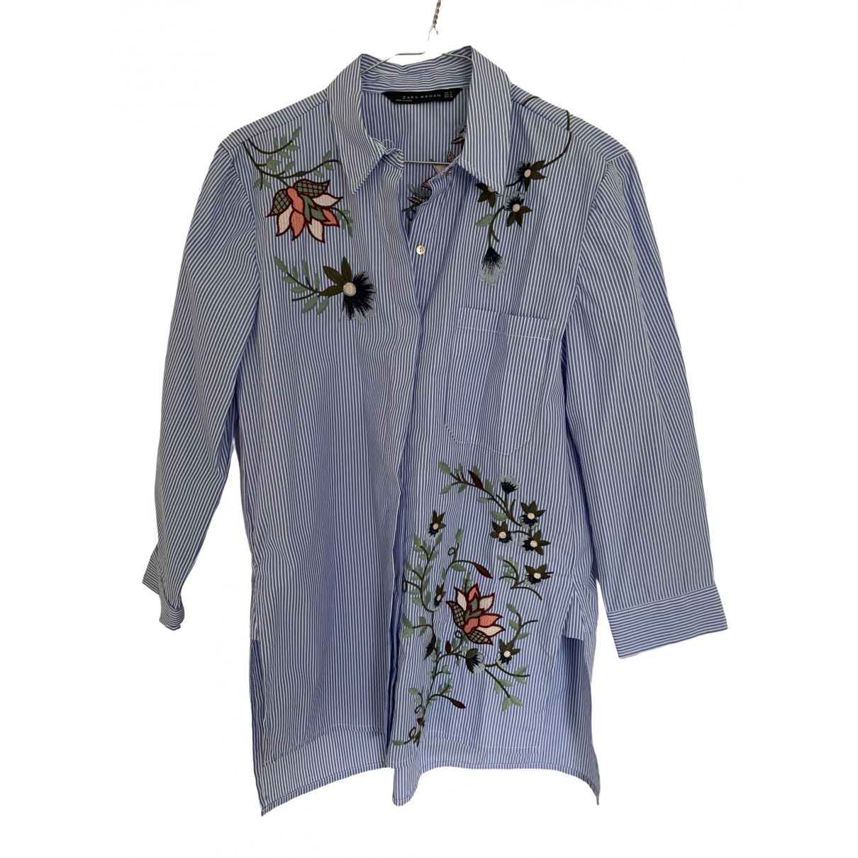 Zara \N Multicolour Cotton  top for Women M International