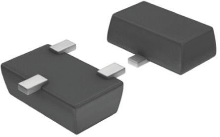 ON Semiconductor SVC270-TL-E Dual Common Cathode Varactor, 25.1pF min, 1.65:1 Tuning Ratio, 16V, 3-Pin MCPH (20)