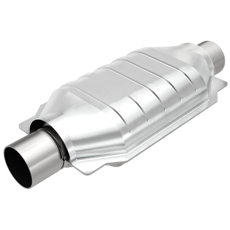 MagnaFlow 94205 Exhaust Products Universal Catalytic Converter - 2.25in.
