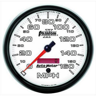 Auto Meter Phantom II Programmable Speedometer - 7589