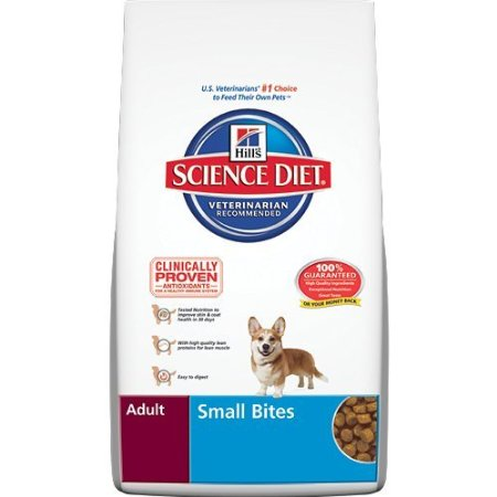 Hill's Science Diet Small Bites Adult (17.5 lb)