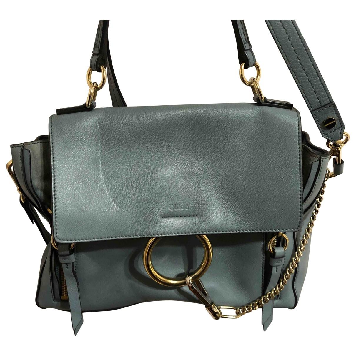 Chloé Faye day Leather handbag for Women \N