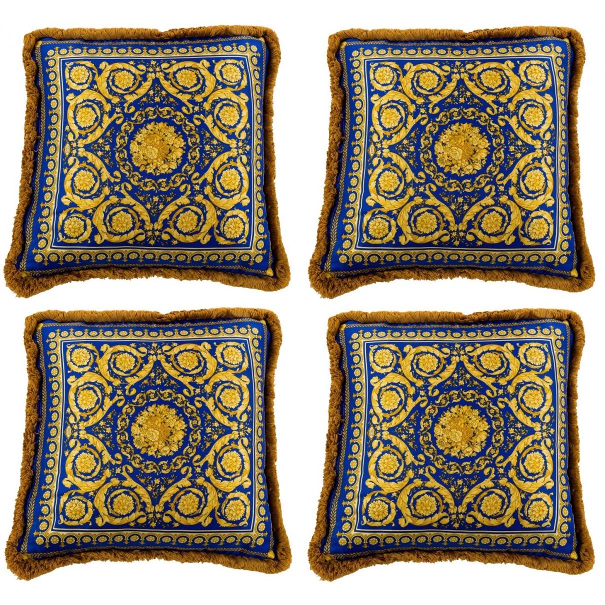 Versace \N Multicolour Cotton Textiles for Life & Living \N