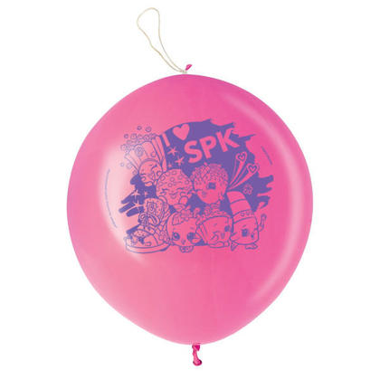 Shopkins 2 Punch Balloons For Birthday Party