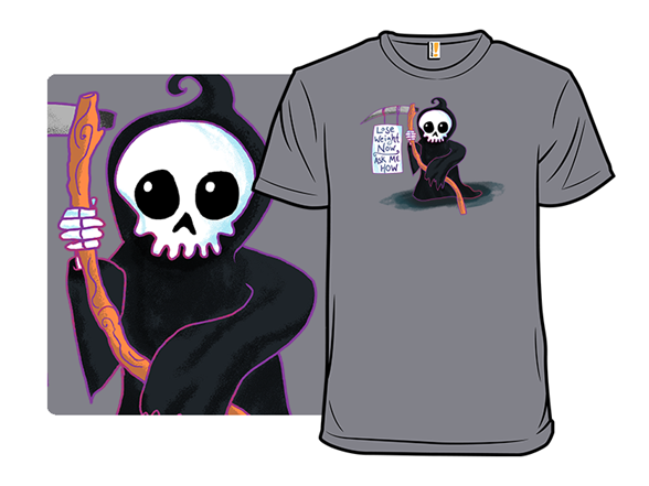 Body By Death T Shirt