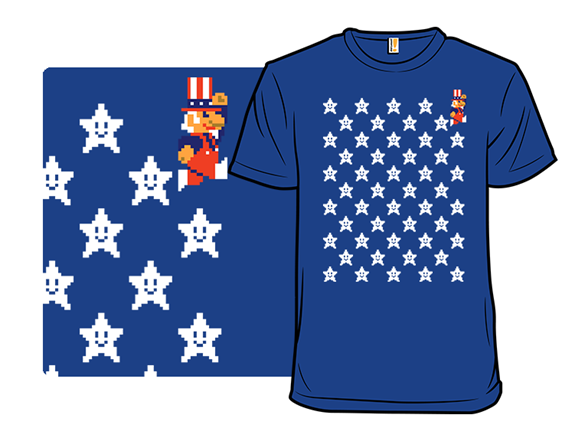 Uncle 8-bit T Shirt