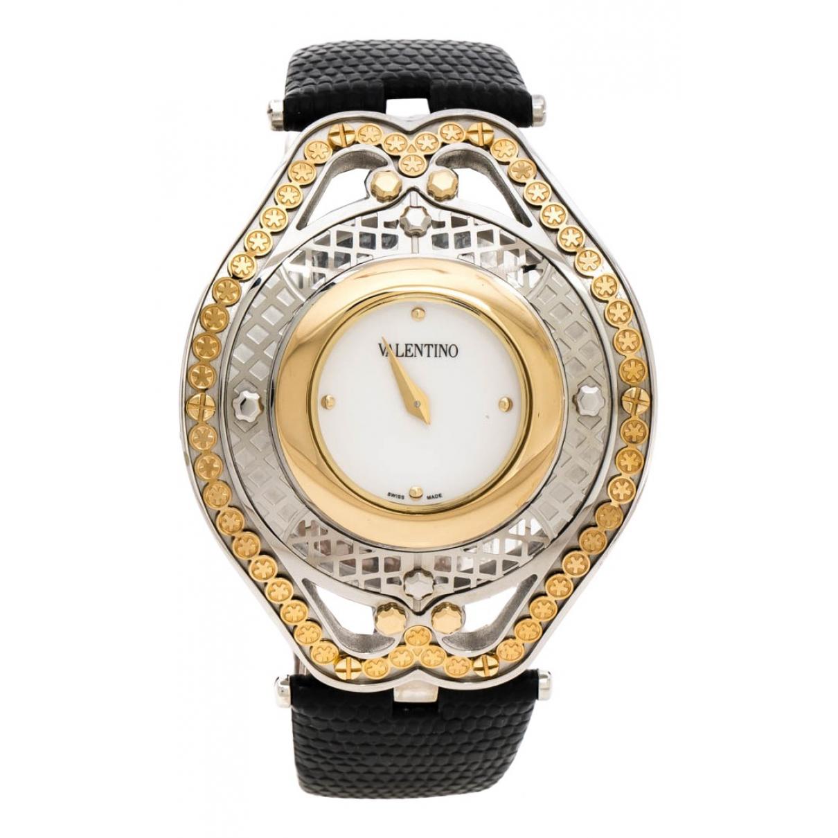 Valentino Garavani \N White Steel watch for Women \N
