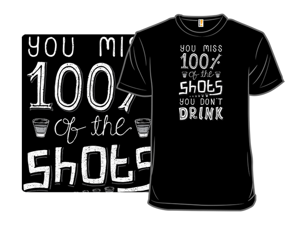 The Drinking Game T Shirt